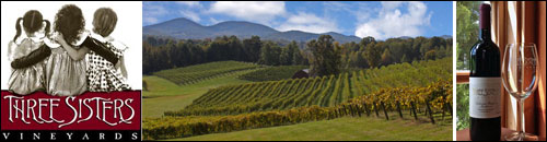 Three Sisters Vineyard and Winery