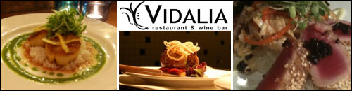 Vidalia Restaurant and Wine Bar, Boone, NC