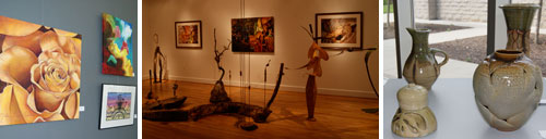 Art and Craft Galleries in the Blue Ridge Mountains