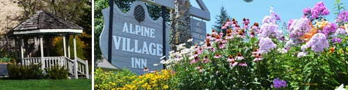 Alpine Village Inn, Blowing Rock, NC