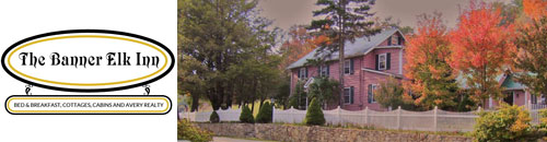 Banner Elk Inn Bed and Breakfast and Avery Realty, Banner Elk, NC