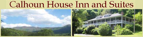 Calhoun House Inn and Suites, Bryson City, North Carolina
