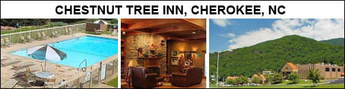 Chestnut Tree Inn, Cherokee, NC