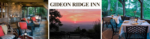 The Gideon Ridge Inn, Blowing Rock, NC