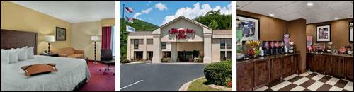 Hampton Inn, Cherokee, NC