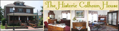 Historic Calhoun House Bed and Breakfast Inn, Bryson City, NC