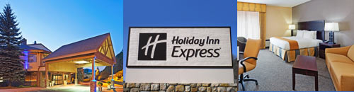 Holiday Inn Express, Blowing Rock, NC