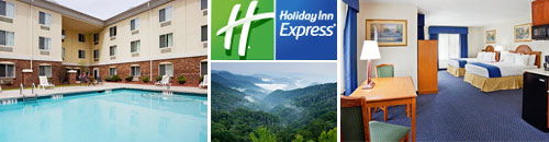 Holiday Inn Express and Suites, Cherokee, NC