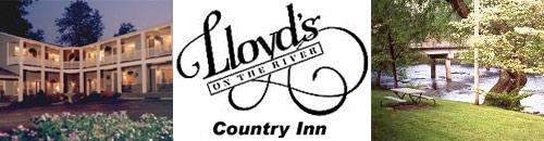 Lloyd' s on the River Inn, Bryson City, North Carolina