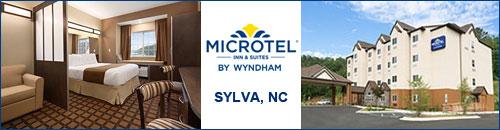 Microtel Hotel by Wyndham, near Sylva and Dillsboro, NC