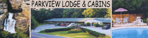 Parkview Lodge and Cabins, Linville Falls, North Carolina
