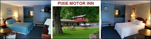 Pixie Motor Inn Motel Near Grandfather Mountain