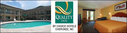Quality Inn, Cherokee, NC
