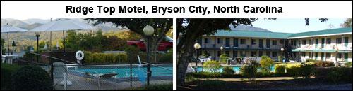 Ridge Top Motel, Bryson City, NC