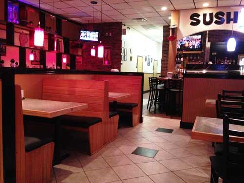 Sakura Japanese Restaurant Hendersonville North Carolina