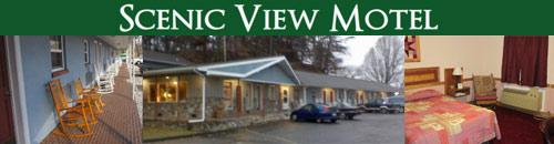 Scenic View Motel, Bryson City, NC