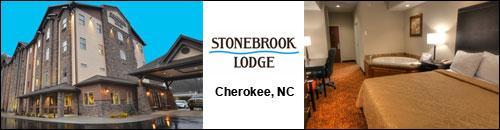 The New Stonebrook Lodge, Cherokee, NC