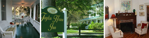 The Taylor House Inn B&B, BannerElk and Valle Crucis, NC