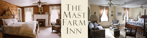 The Mast Farm Inn, Valle Crucis, North Carolina