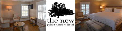 The New Public House and Hotel, Blowing Rock, North Carolina