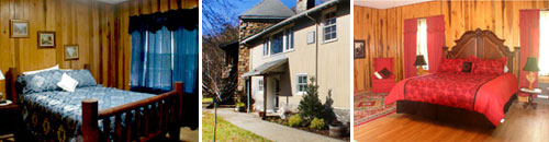 Tuckasiegee River Mountain Lodge, Whittier, NC