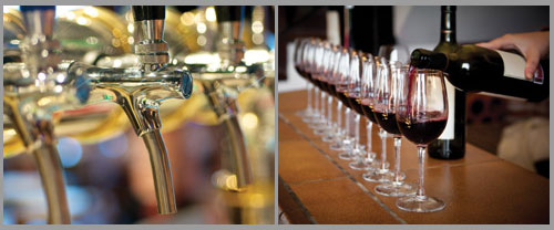 WNC Local Craft Beer Breweries, Wineries and Vineyards