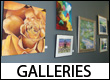 WNC Art and Craft Galleries in Asheville and the Mountains of Western North Carolina