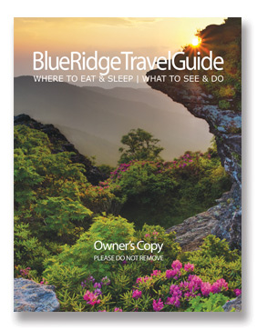 New 2014 Blue Ridge Travel Guide