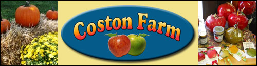 Coston Farm and Orchards, Hendersonville, NC