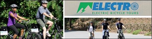 Electro Bicycle Tours, Asheville, NC