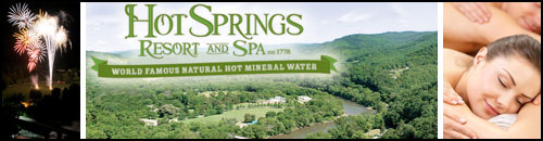 Hot Springs Resort and Spa, Hot Springs, NC