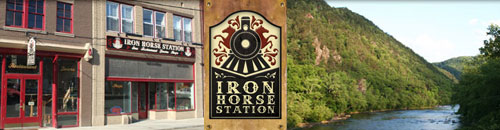 Iron Horse Station Inn and Restaurant, Hot Springs, NC