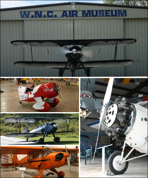 WNC Air Museum, Hendersonville, NC