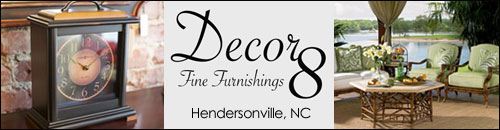 Decor8 Fine Furnishings, Hendersonville, NC