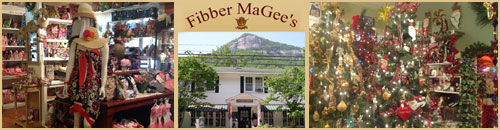 Fibber Magee's Gift Shop, Chimney Rock, NC
