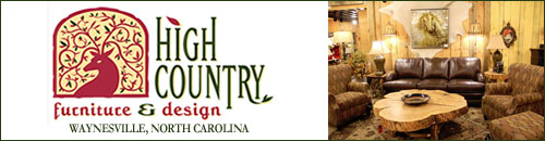 High Country Furniture and Design, Waynesville, NC