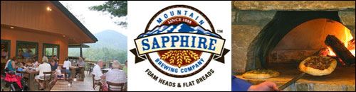 Sapphire Mountain Brewing Company and Restaurant, Sapphire Valley, NC