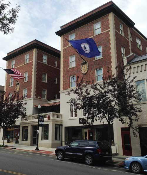 General Francis Marion Hotel Va