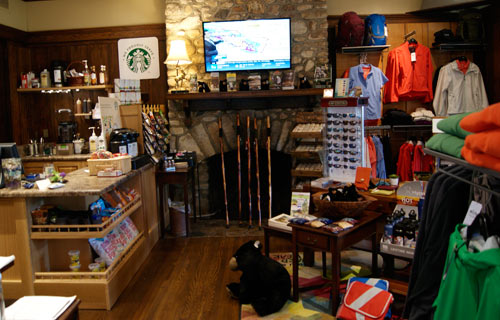 Outfitters Shop at the Greystone Inn