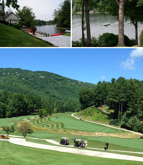 Spectacular Views and Scenery at the Greystone Inn