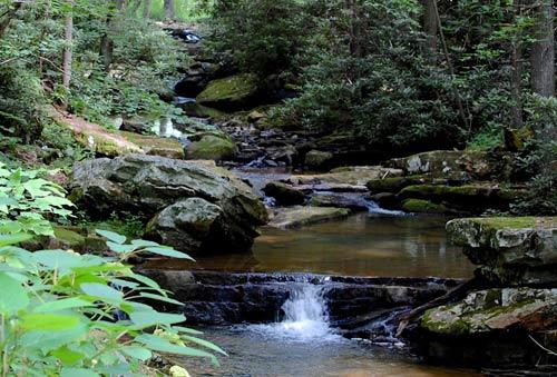 Tumbling Creek, Tazewell County, Va