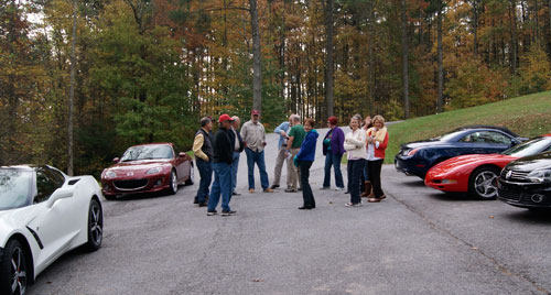 2015 October Carriage Park Sports Car Club