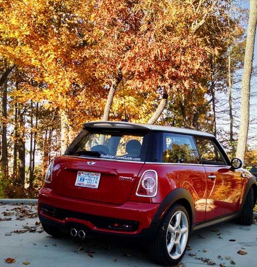 Oct. 26, 2015 Fall Leaf Color