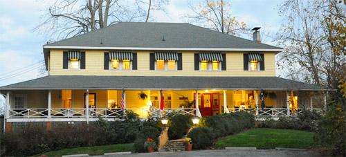 Newman's Restaurant at the Orchard Inn, Saluda, NC