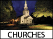Churches and Worship Centers in the Blue Ridge Mountains