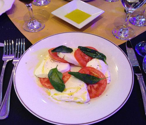Renzo's Insalata Caprese Appetizer