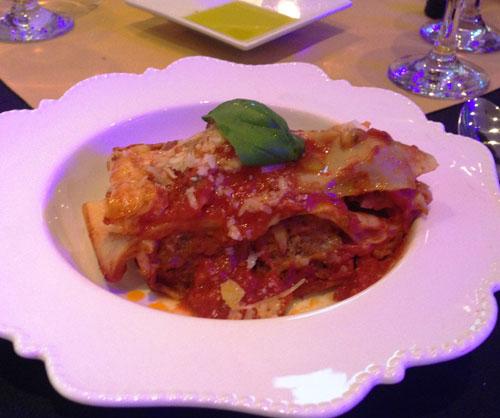 Renzo's Lasagna Della Nonna