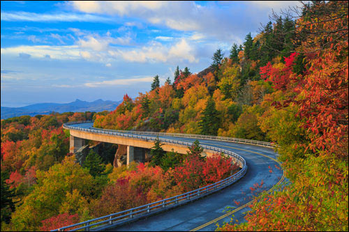 Maps of the Most Scenic Highways, Byways, and Mountain Roads