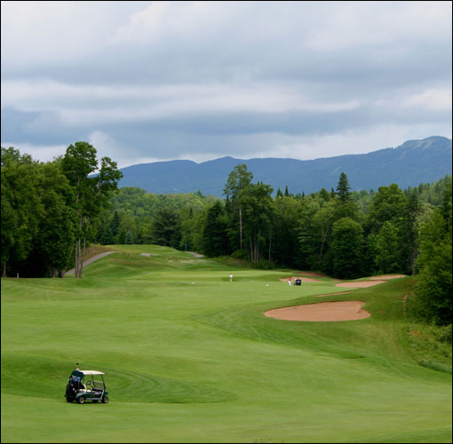 Best Golf Courses in the Blue Ridge and Great Smoky Mountains