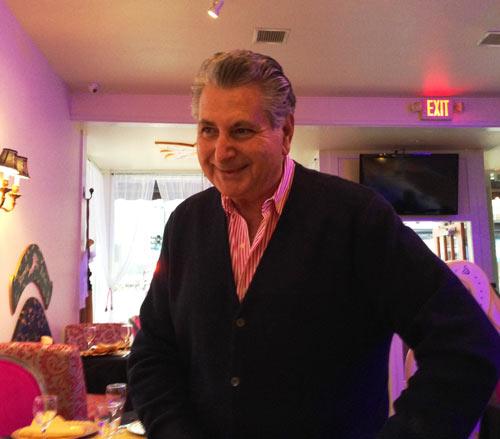 Renzo Maietto, Owner of Renzo's Ristorante, Hendersonville, NC